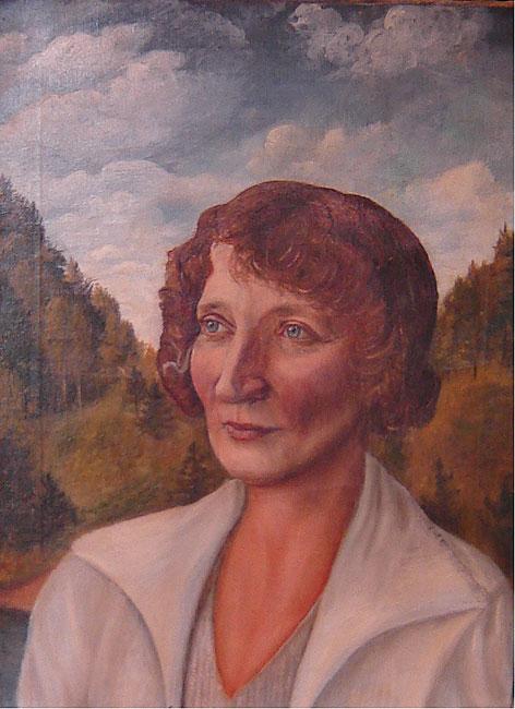 Mary Hastings Bradley